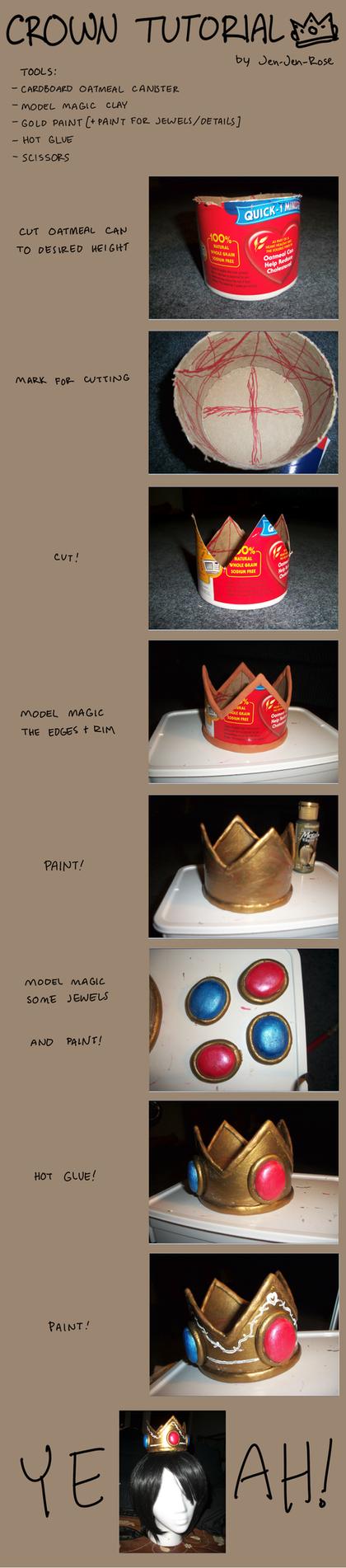 Crown Tutorial by Jen-Jen-Rose