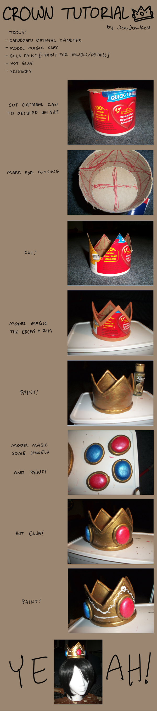 Crown Tutorial by Jen-Jen-Rose