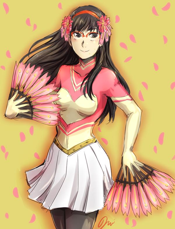 Yukiko by Jen-Jen-Rose