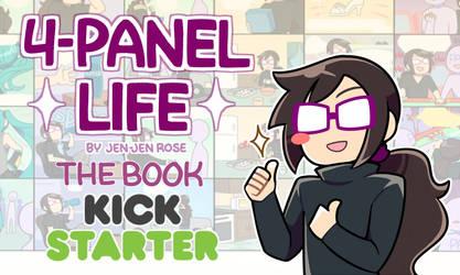 4-Panel Life Kickstarter!