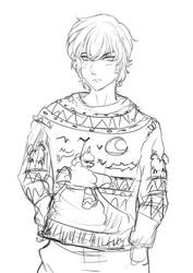[TDW] Halloween Sweater