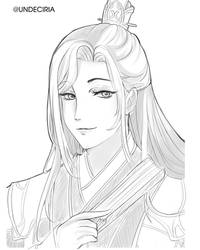 [SVSSS] Shen Qingqiu - ManhuaVer