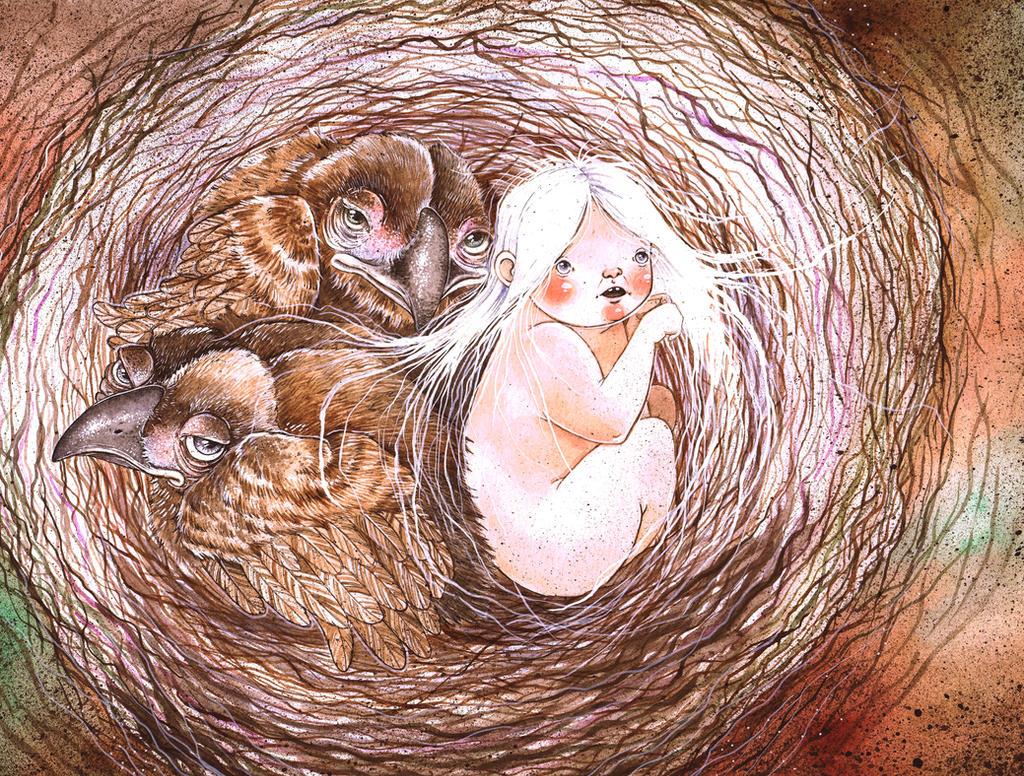 Cuckoo's nest by Eleihna