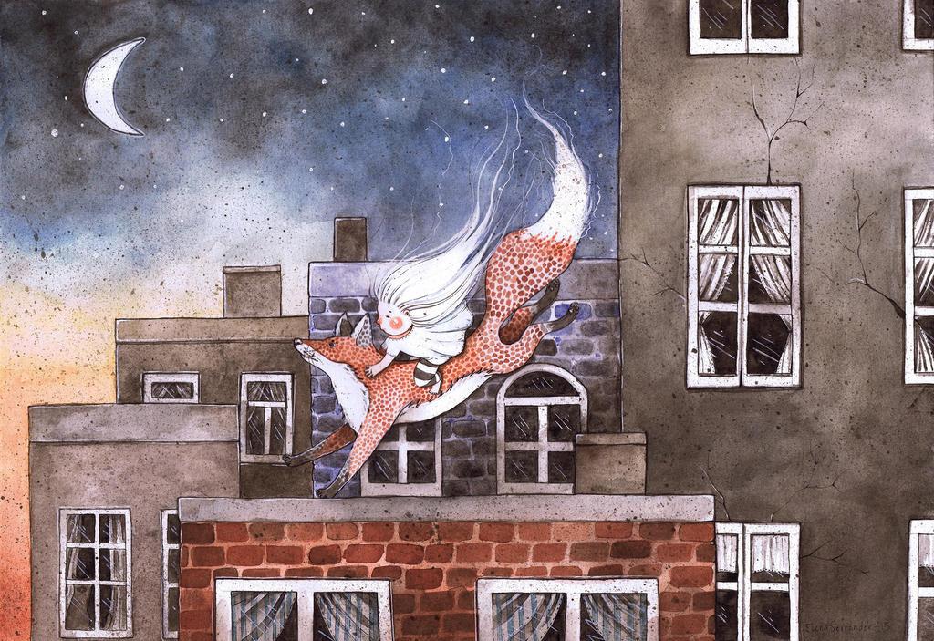 Nightguard by Eleihna