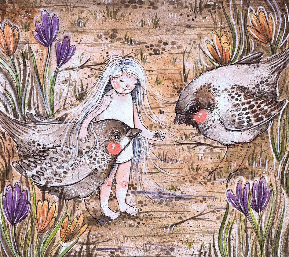 Spring by Eleihna