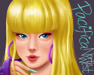 Pacifica Northwest Gravity Falls by Helsic