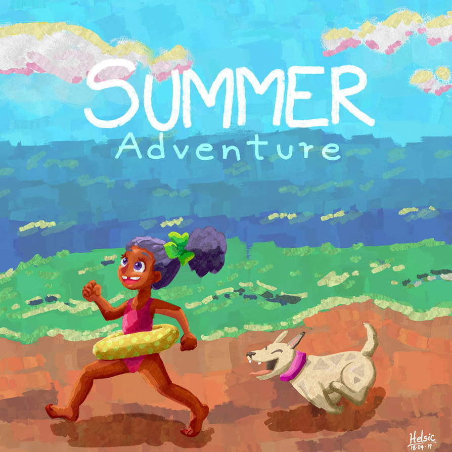 SUMMER ADVENTURE by Helsic