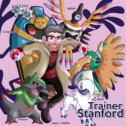 trainer Stanford