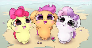 Cutie mark cuties