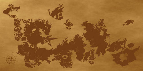 The Map of Dracnheim