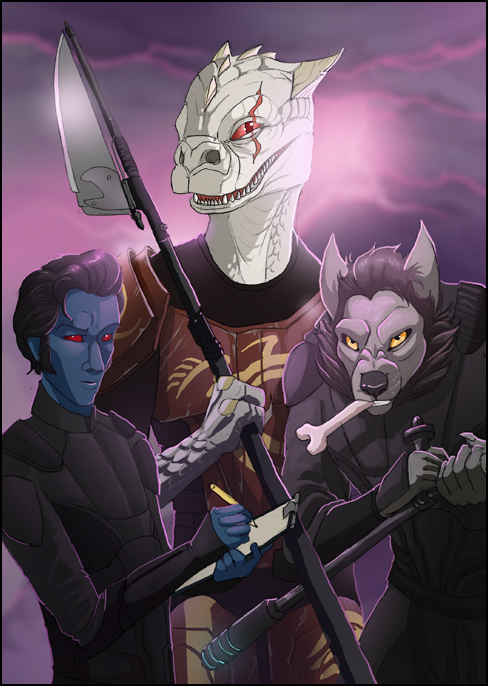 RPG Group by Dingoat