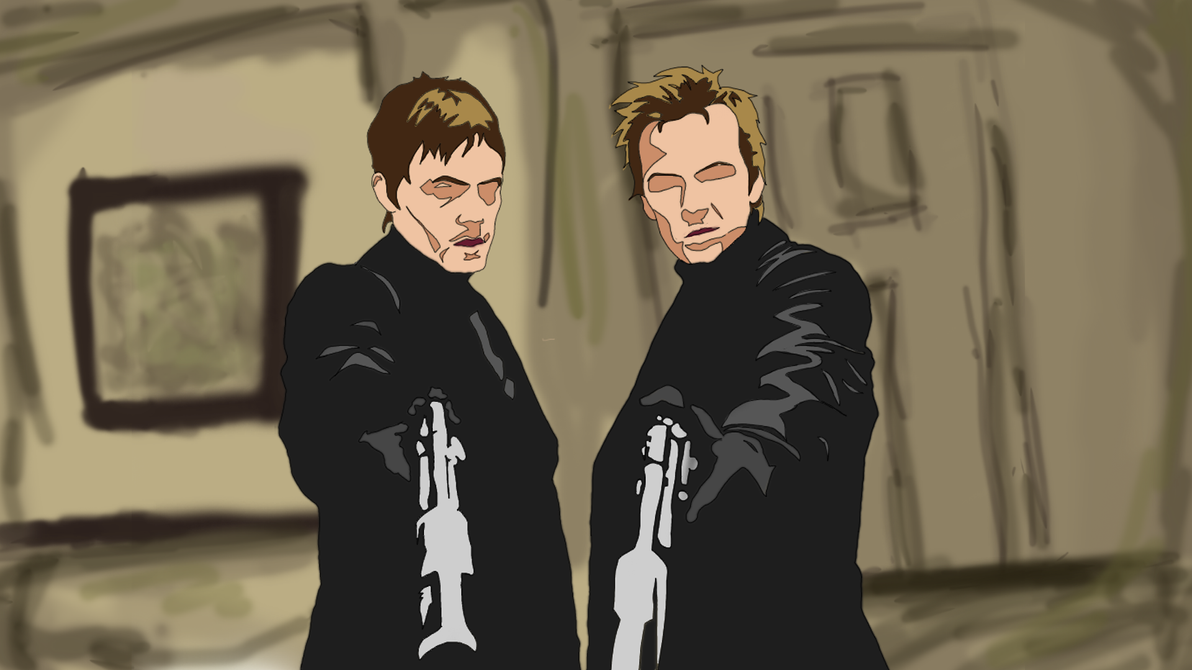 Boondock Saints Wallpaper By Master0fPie