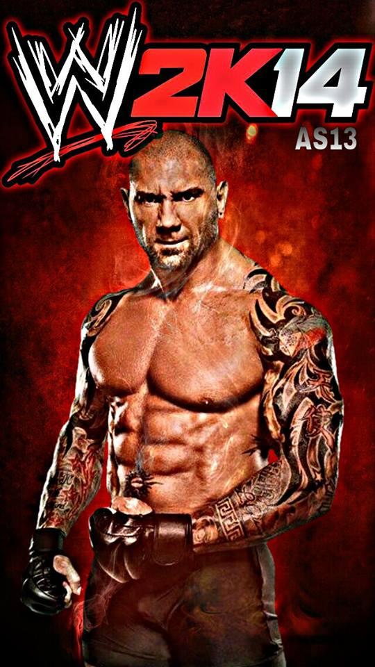Wwe 2k14 Batista Batista - WWE 2K14 by ...