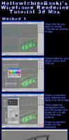 Wireframe rendering tutorial