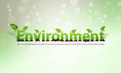 Environment Wallpaper by HollowIchigoBanki