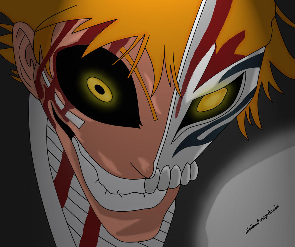 Hollow Ichigo by HollowIchigoBanki