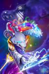 God Asriel Dreemurr (Contest Pic) by CrystalKittyK