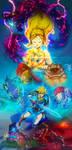 Legend of Zelda: Breath of the Wild by CrystalKittyK