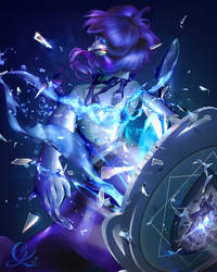 Lapis Lazuli by CrystalK25