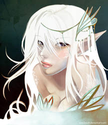 The Elf Princess by Lavah