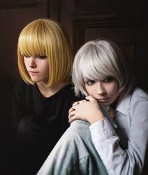 Mello x Near (Death Note)