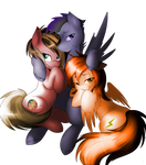 Lightning Gets All The Mares