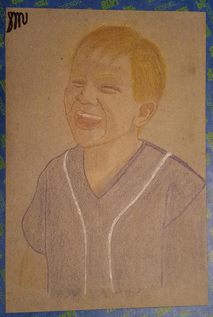 Portrait Final Pt. 1 by WildChildHaru