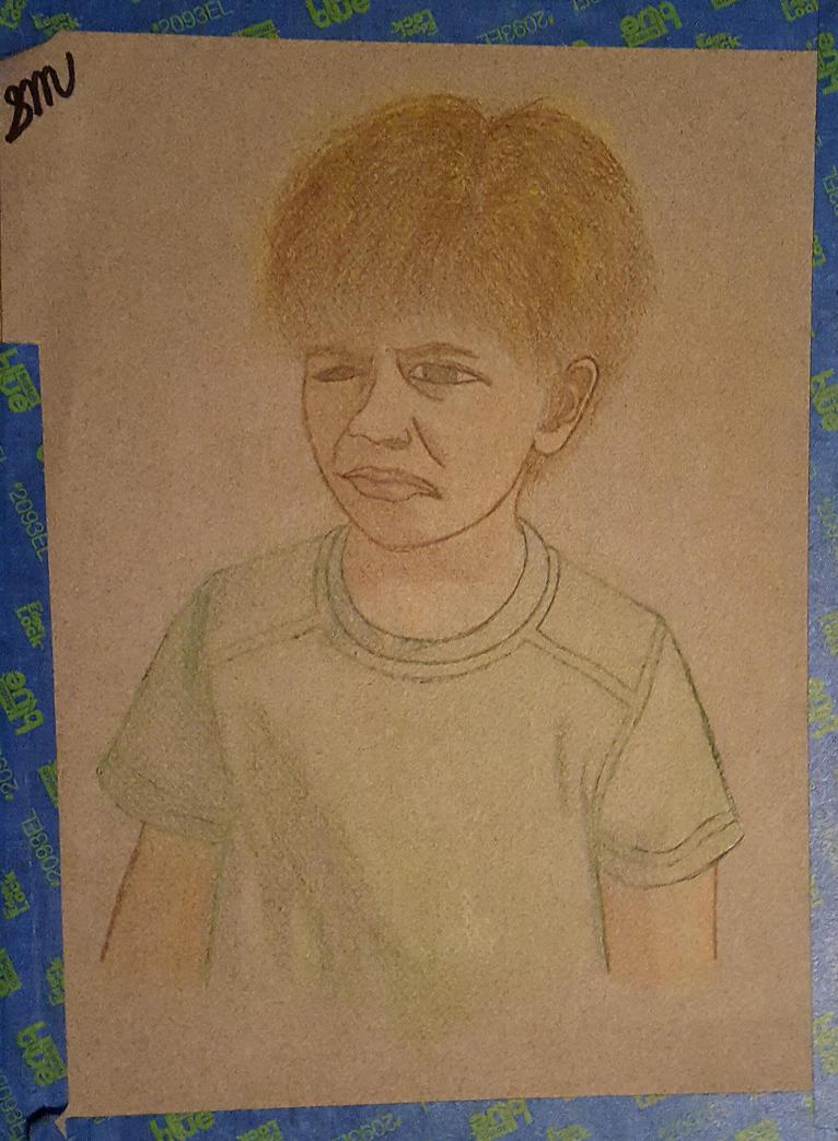 Portrait Final Pt. 2 by WildChildHaru