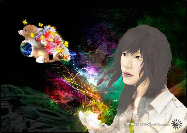 Big Bang by kaminko