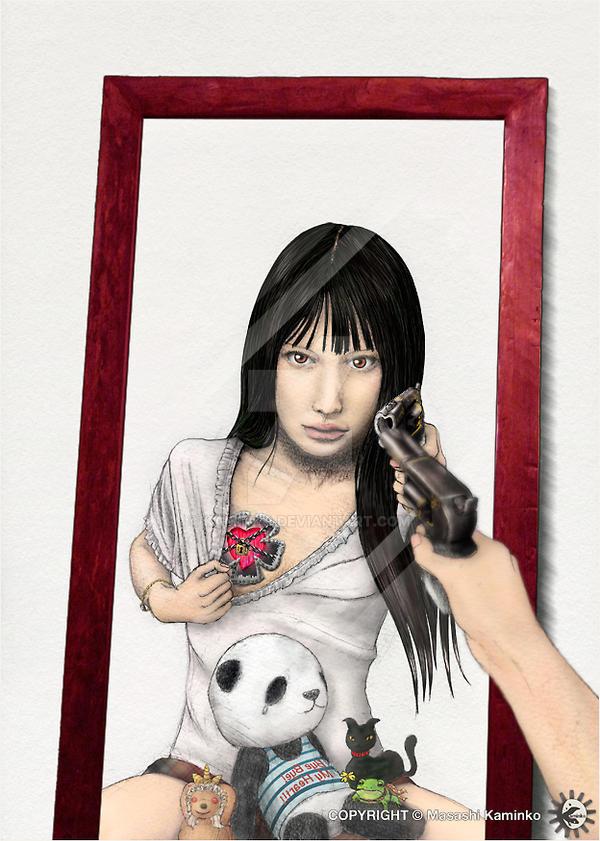 Bye Bye My Heart by kaminko