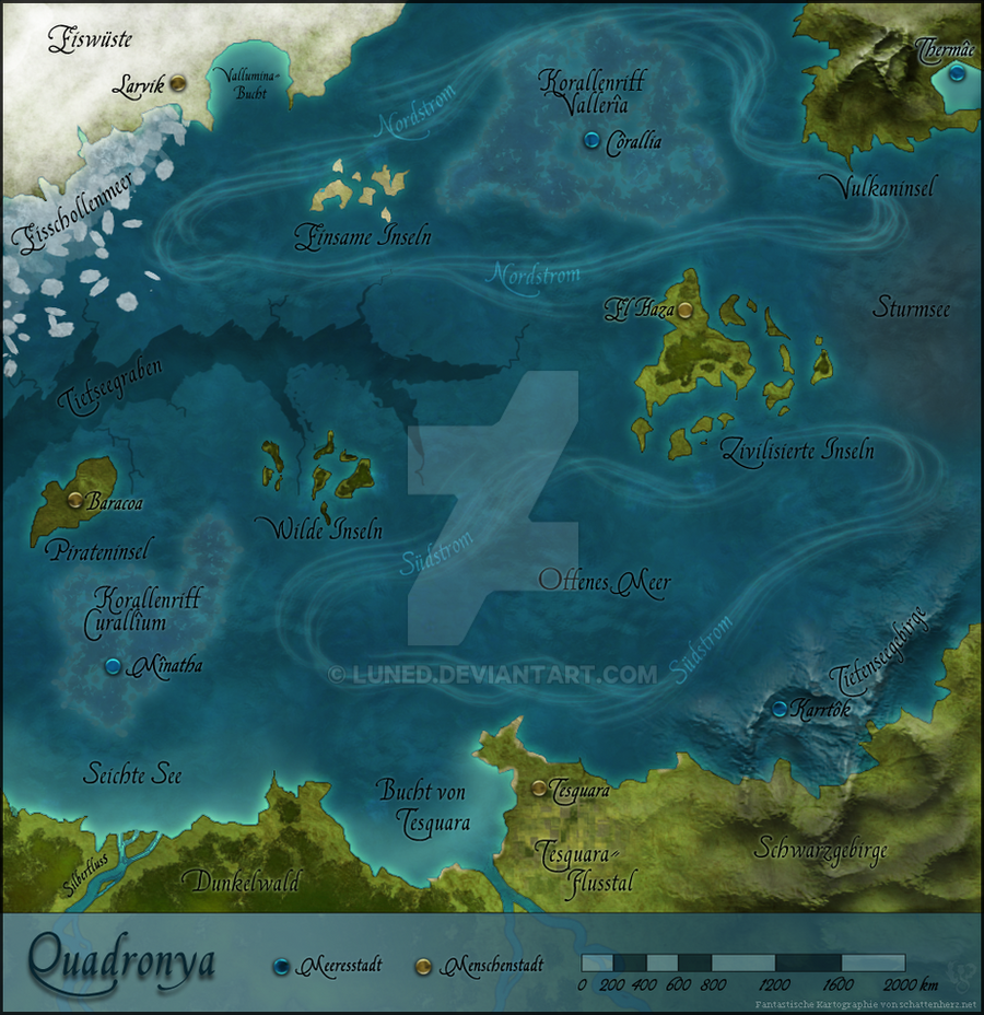 Quadronya by Luned