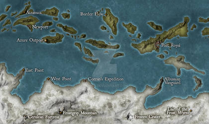 Nocturion: Islands