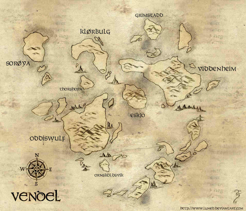 Vendel by Luned