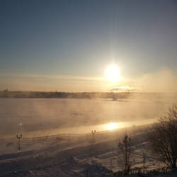 Cold morning 2 by dsma