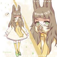 [OPEN AUCTION] Cute Girl Adoptable (SB:$3.5) by KongarSurun