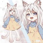 [CLOSED] Cute Girl Adoptable (SB:$4)