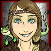 New Ava! (Httyd 2 Style) by beauvb