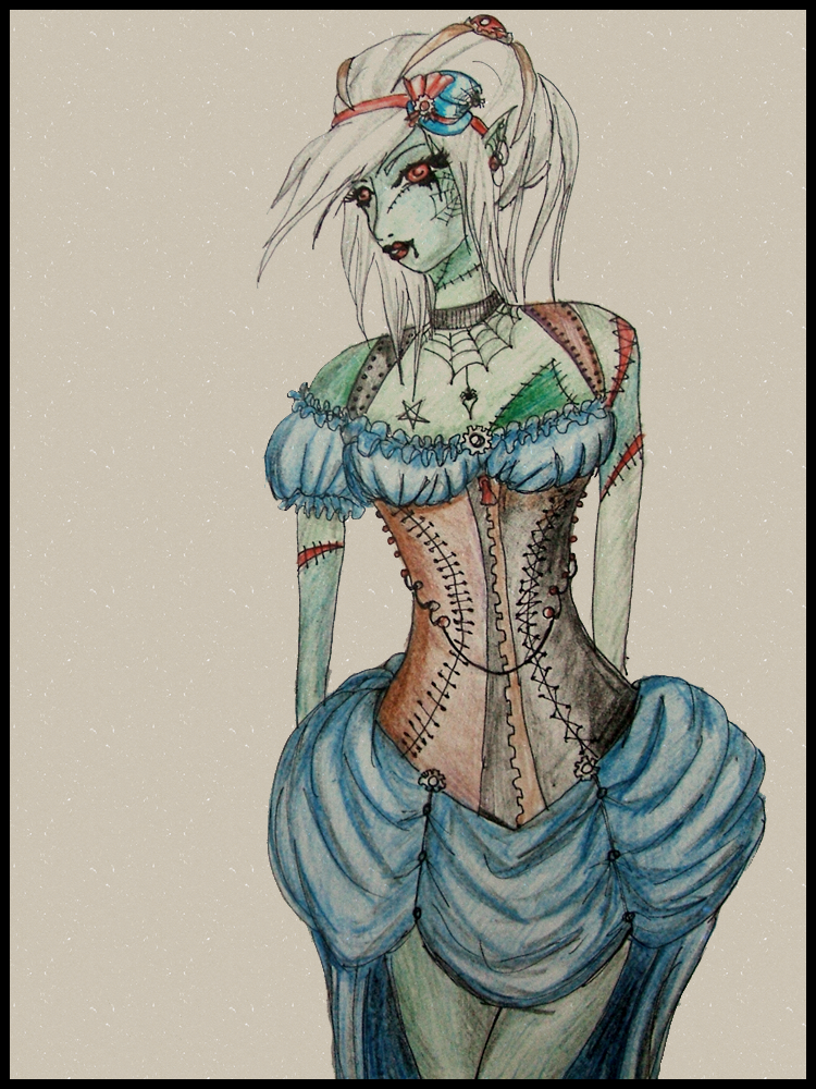 anime zombie princess: ZOMBIE Princess By Xxhatsumixx On DeviantArt