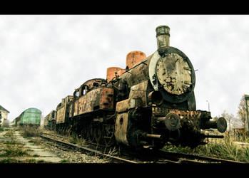 Big Bad Locomotive