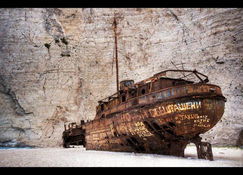 The Shipwreck I