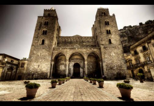 Duomo di Cefalu - Esterna