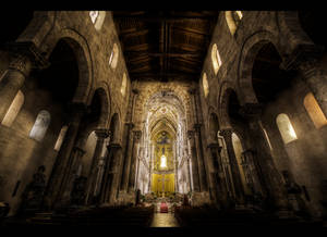 Duomo di Cefalu - Interna