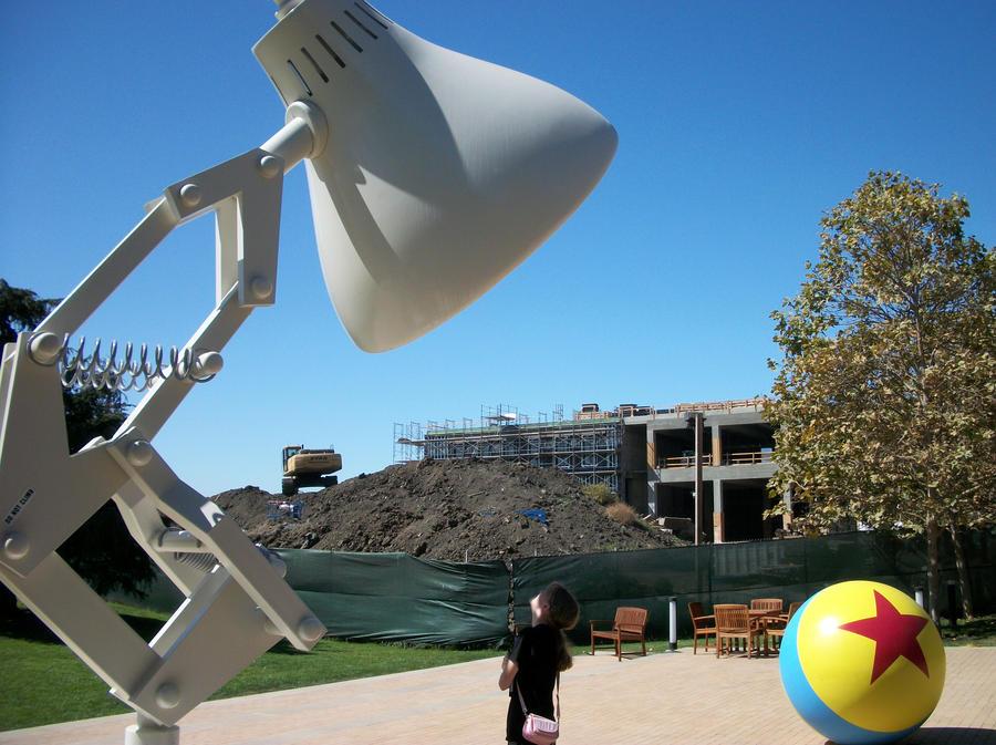 Pixaru0027s Luxo Jr. Lamp And Ball By Dogman15 ...