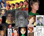 Jake collage