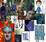 Aximili collage