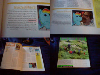 My letter printed in Nintendo Power by Dogman15