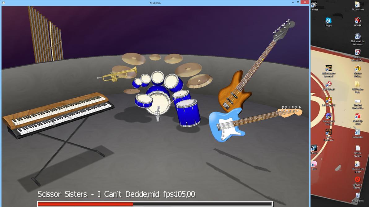 MIDIjam 1080p by Dogman15