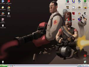 March 2015 desktop on XP