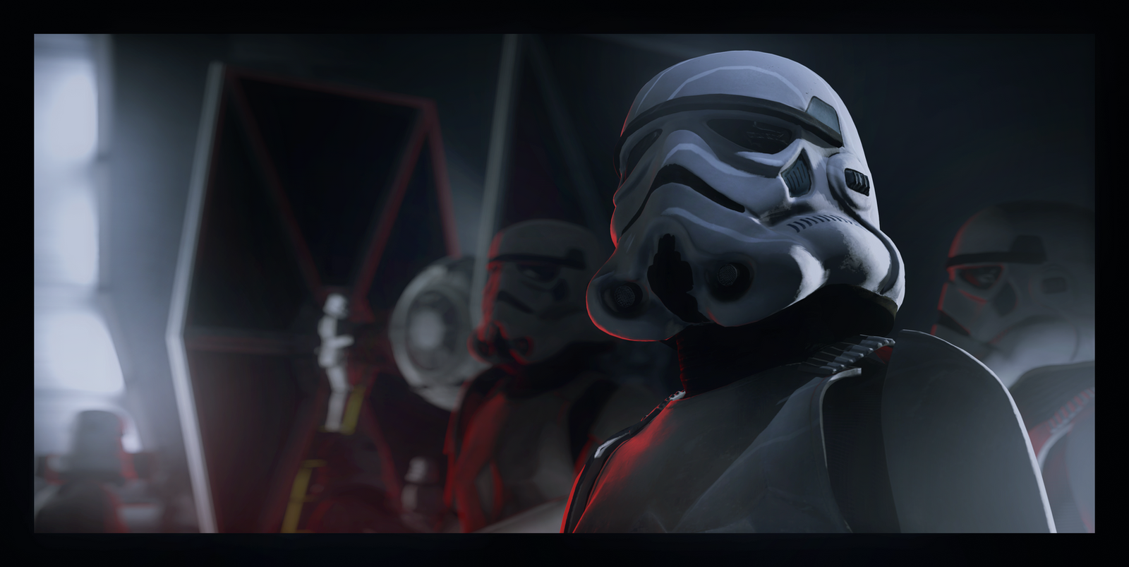 Stormtrooper [Star Wars] by Breadblack on DeviantArt