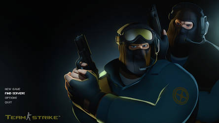 Team-Strike by Breadblack